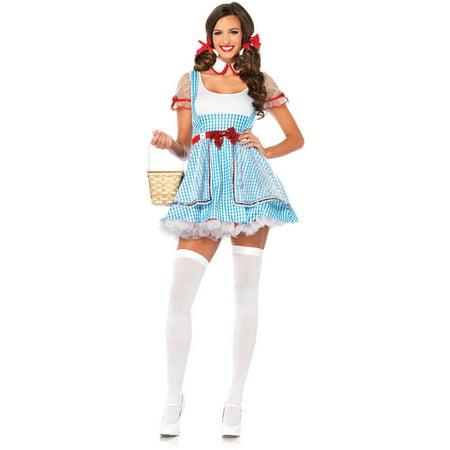 Leg Avenue Oz Beauty Adult Halloween Costume - Oz Costume Ideas