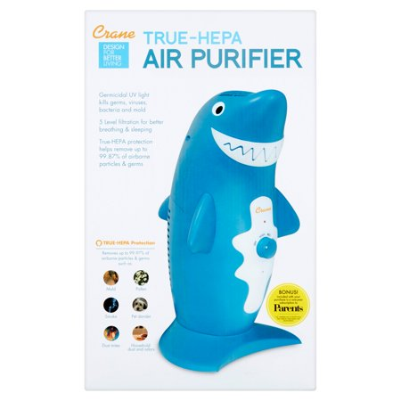 Crane True Hepa Air Purifier