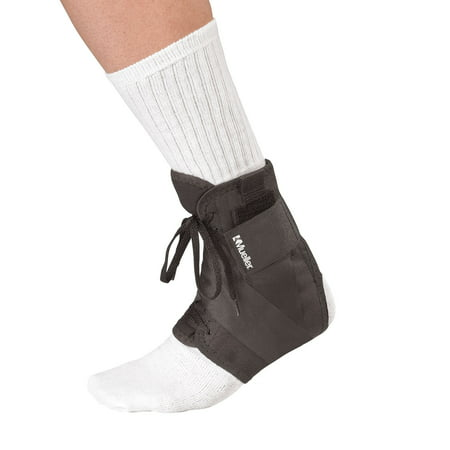 Malleoloc Ankle Brace - MUELLER ANKLE BRACE WITH ULTRA STRAPS LG