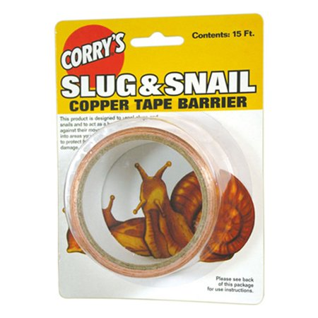 Corry's Slug and Snail Copper Tape Barrier; 15