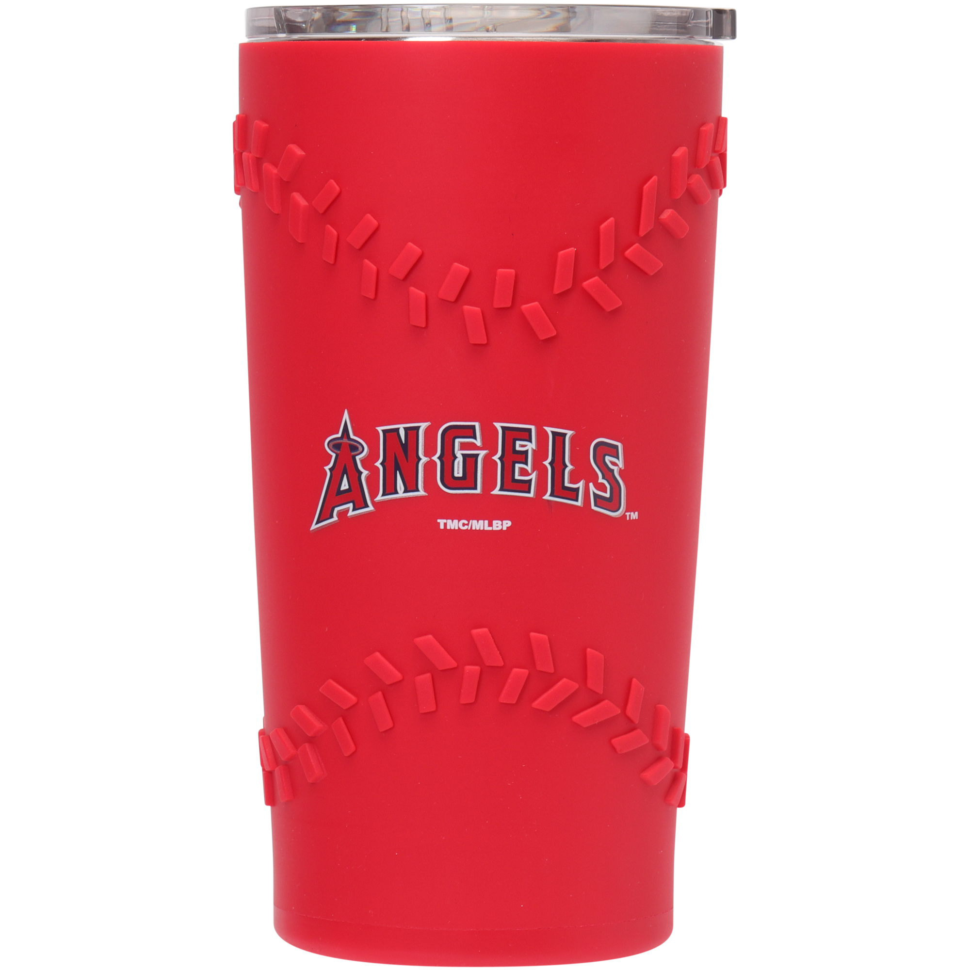 Los Angeles Angels 20oz. Stainless Steel with 3D Silicone Tumbler - No Size