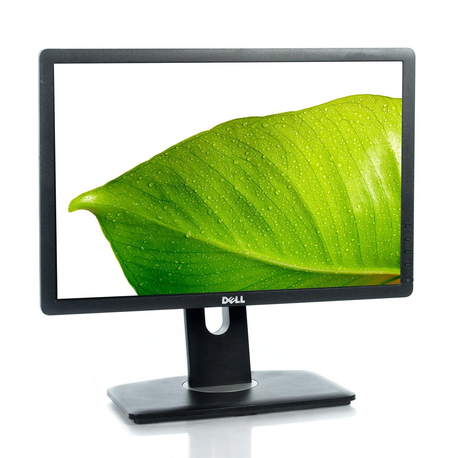 """Refurbished Dell Professional P1913 19"""" 1440x900 16:10 LED LCD Monitor DP DVI VGA Grade A"""