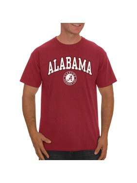 new products f50cb 3f35a Product Image Russell NCAA Alabama Crimson Tide, Big Men s Classic Cotton  T-Shirt