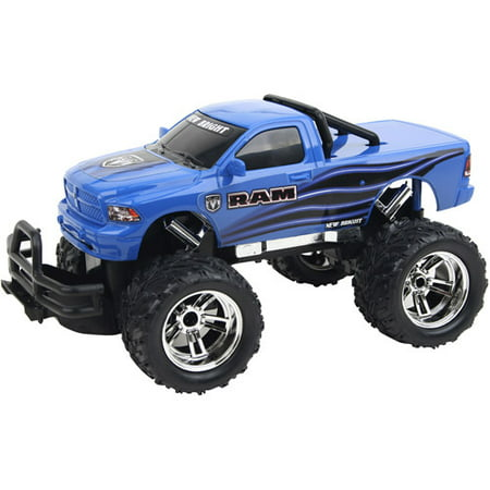 New Bright Radio Control Jeep Wrangler Walmart Com