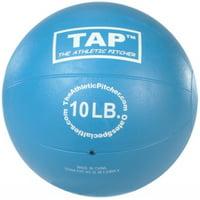 Rubber Medicine Ball - 10 Pound