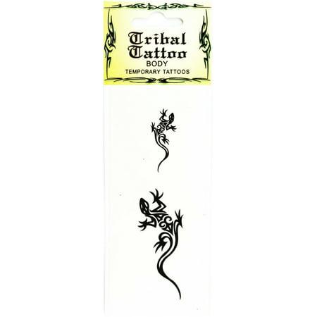 Temporary Lizard Tattoo  Body Tribal Tattoo (Agility) for $<!---->