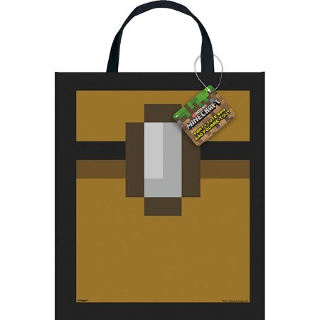 Minecraft Party Supplies 24 Tote Bags](Minecraft Birthday Party Supplies)