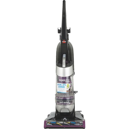 Bissell Cleanview Deluxe Rewind Bagless Upright Vacuum Cleaner