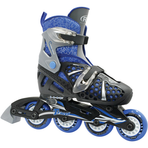 Roller Derby Tracer Boy's Adjustable Inline