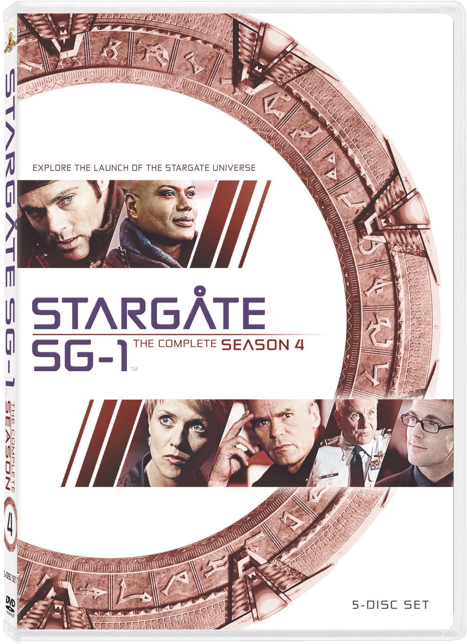 Stargate SG-1: The Complete Season 4 by METRO-GOLDWYN-MAYER INC