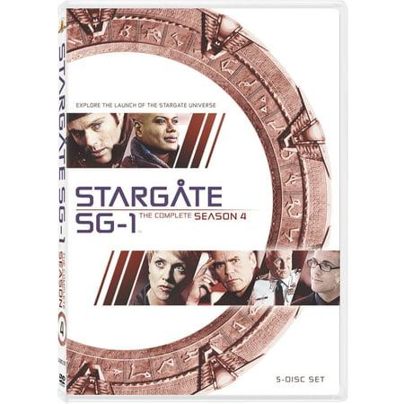 Stargate SG-1: The Complete Season 4 - Spirit Halloween Four Seasons