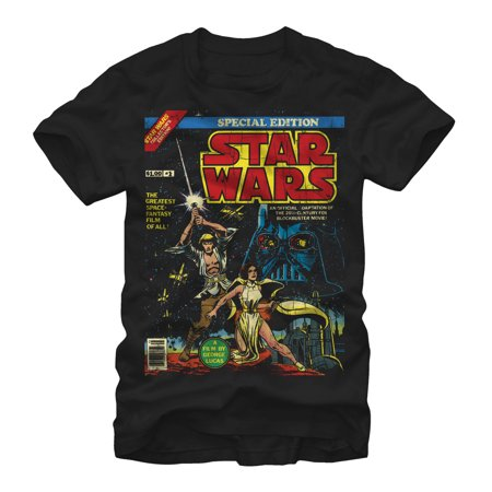 Star Wars Men's Special Edition Comic Book - Comic Book Outfits