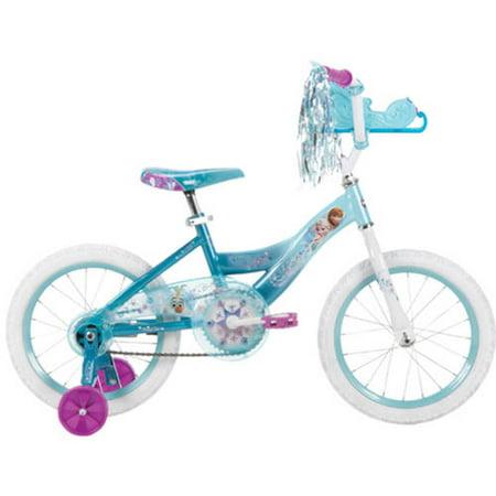 16 inch girls bike frozen blue - Inventory Checker