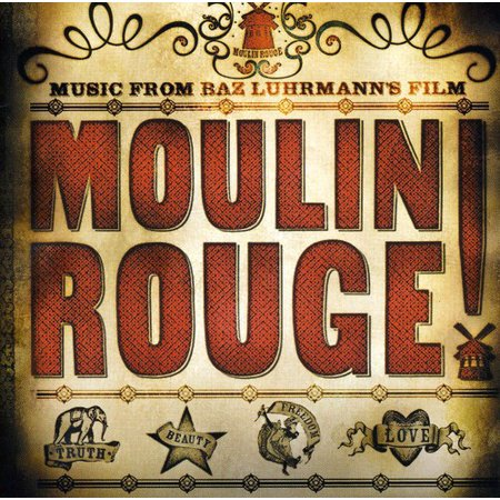 Moulin Rouge Soundtrack (CD) - Moulin Rouge Costumes