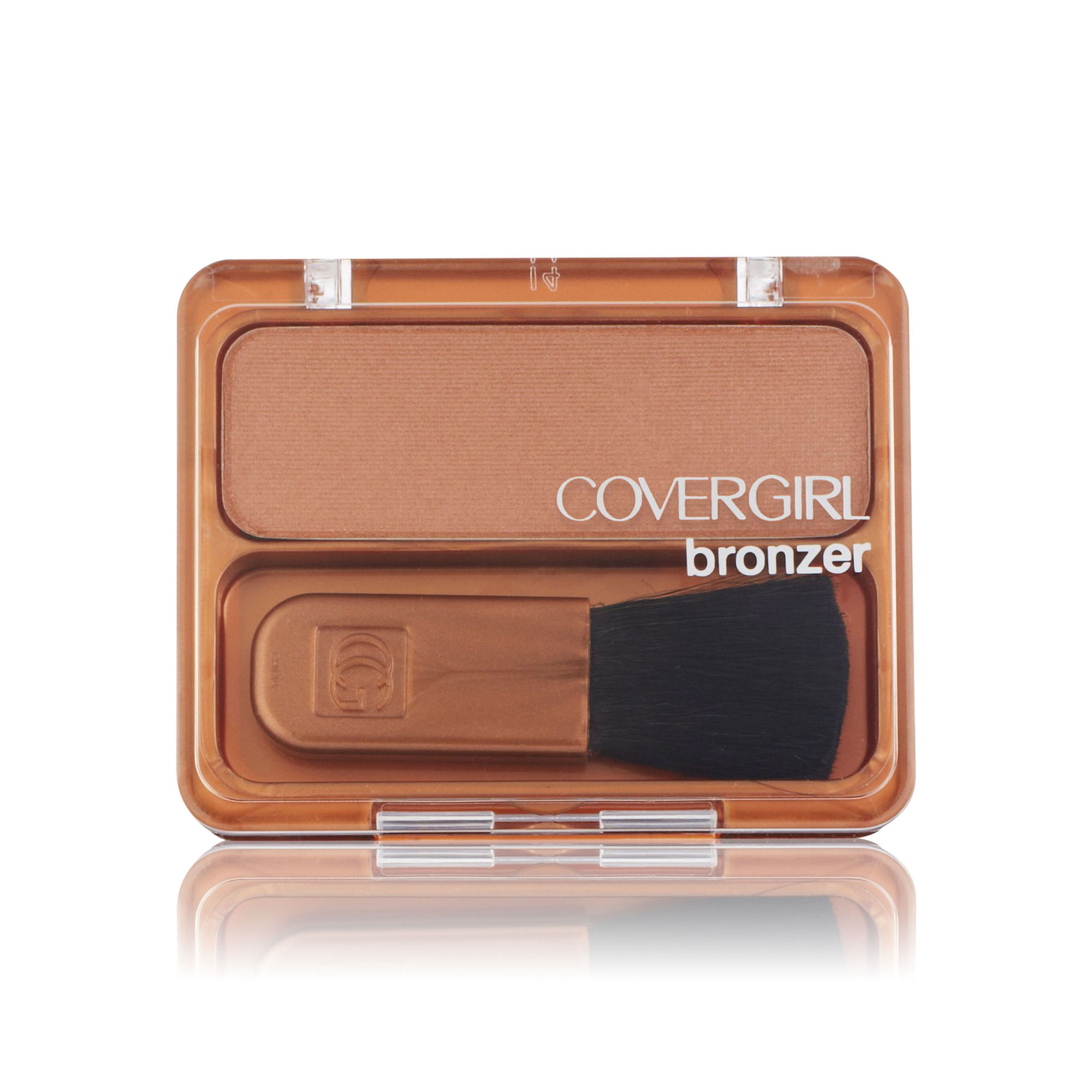 COVERGIRL Cheekers Blendable Powder Bronzer, Copper Radiance