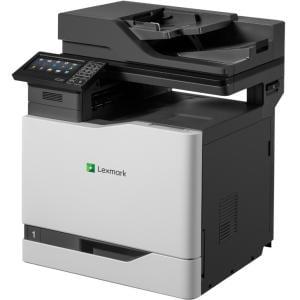 Lexmark CX820de Laser Multifunction Printer - Color - Plain Paper Print