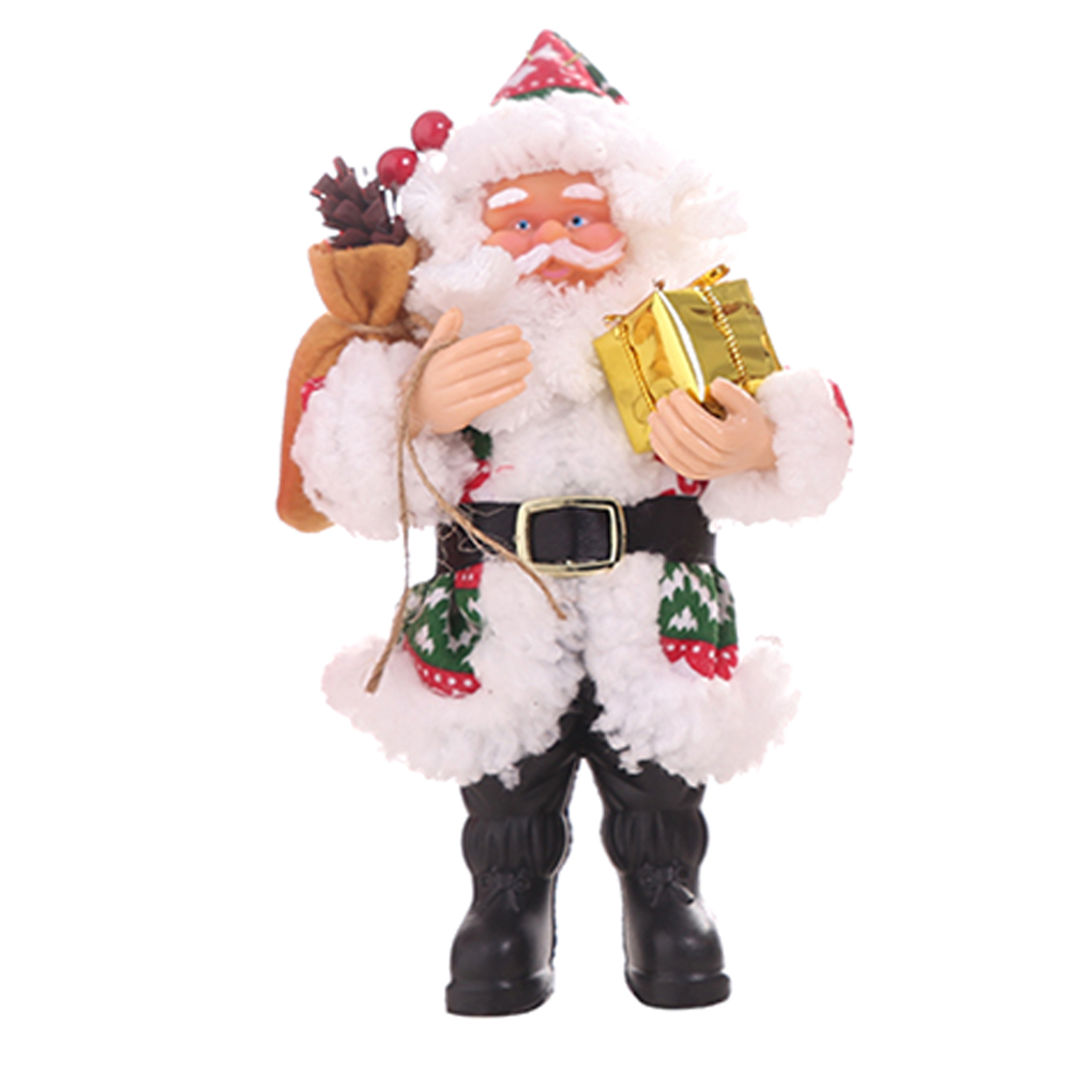 Homeholiday Resin Santa Claus Hanging Doll Christmas Gift Figurine Table Decoration Xmas Tree Ornament Children Gift Toy Pendant Walmart Canada