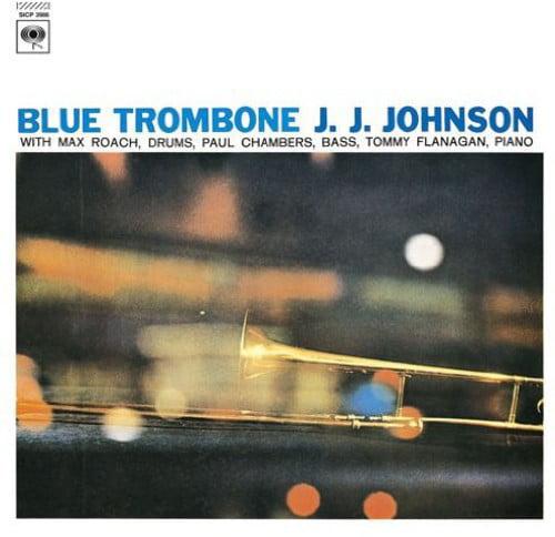 Blue Trombone by