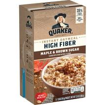 Quaker Instant High Fiber