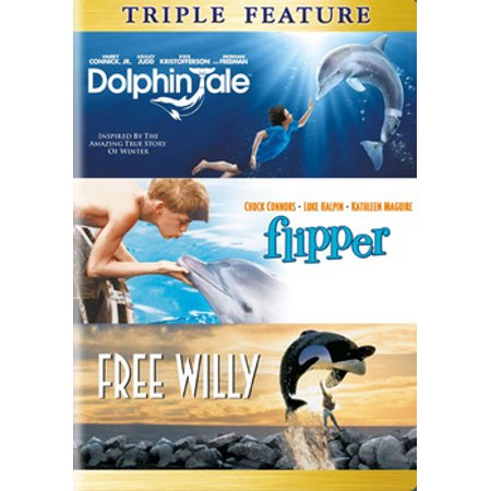 Dolphin Tale / Flipper / Free Willy