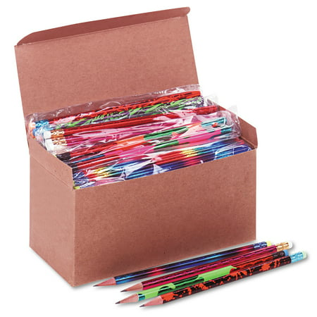 Moon Products Woodcase Pencil  Treasure Assortment  Hb  2  144 Box
