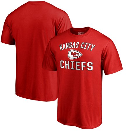 Kansas City Chiefs NFL Pro Line by Fanatics Branded Victory Arch T-Shirt - Red