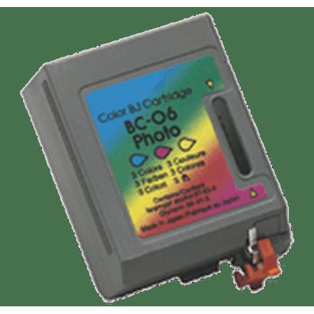 Zoomtoner Compatible Canon BJC-250J Photo CANON BC06 INK / INKJET Cartridge Tri-Color - image 1 de 1