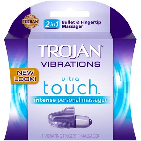 Trojan Vibrations Fingertip Massager