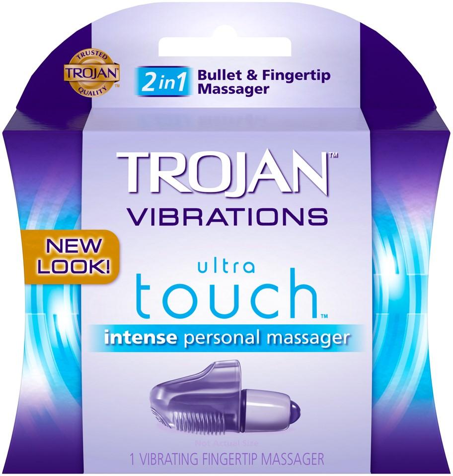 Trojan Vibrations Fingertip Massager
