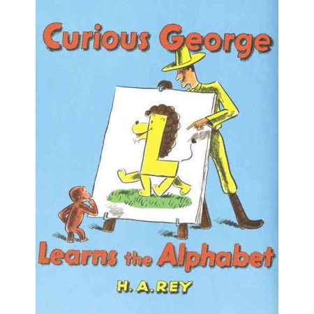 Curious George Learns the Alphabet Book and (Part Learning Cd)