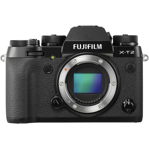 Fujifilm X-T2 Mirrorless 24.3MP Digital Camera (Body Only)!! BRAND NEW USA MODEL!!