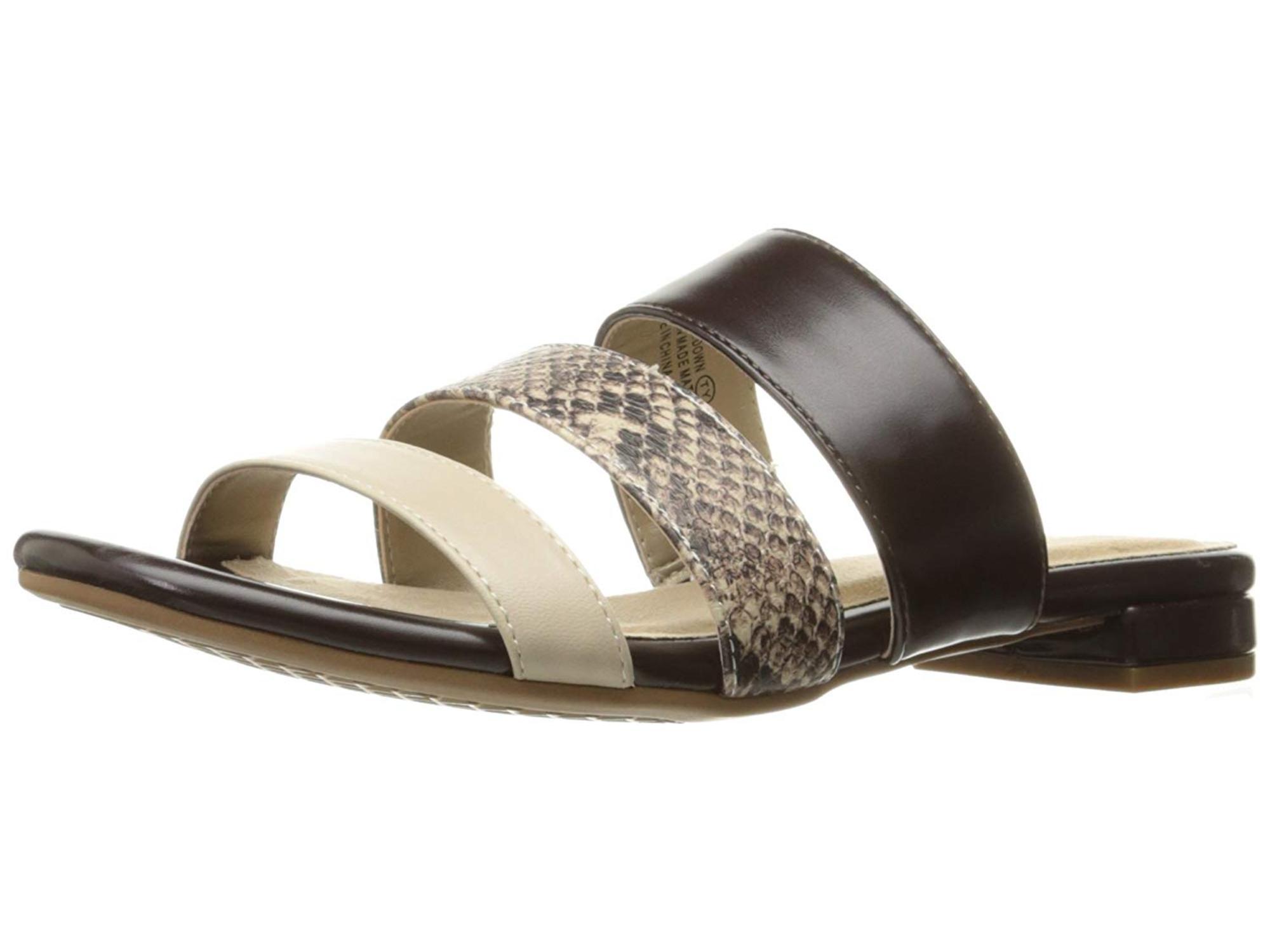 Aerosoles Women/'s Back Down Slide Sandal