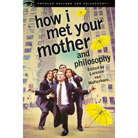 Himym Halloween Ideas (How I Met Your Mother and Philosophy : Being and)