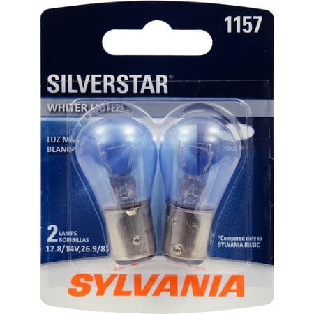 SYLVANIA 1157 SilverStar Mini Bulb, Pack of - Silverstar Holdings