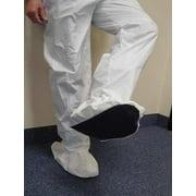 Shoe Covers,L,White,PK200 8103