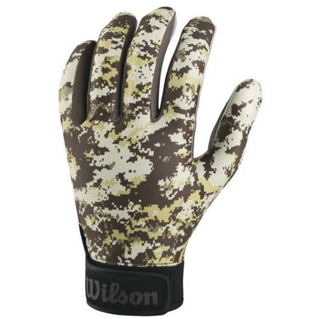 Wilson NFL Special Forces Camo Football Receivers Glove, Youth