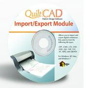 Grace Company Grace Quilt CAD Import Export Module
