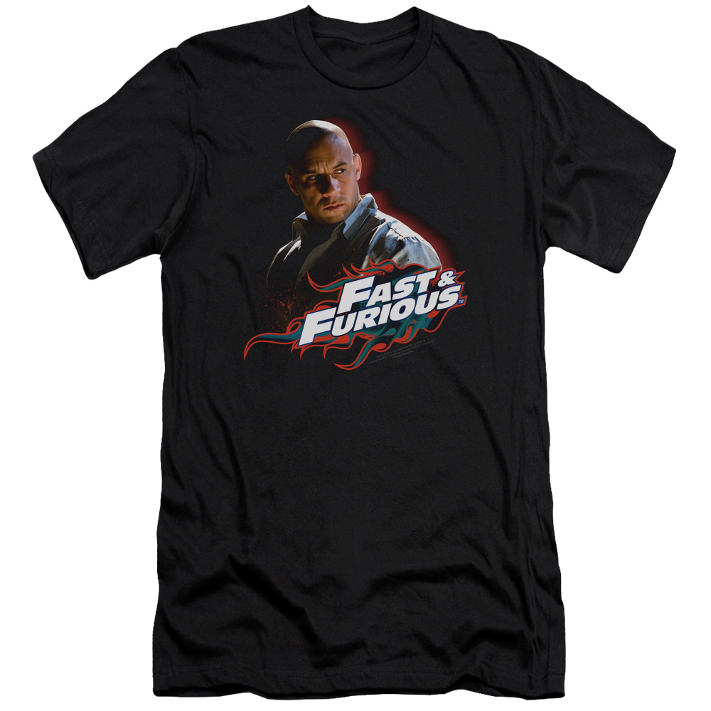 The Fast and the Furious Toretto Mens Slim Fit Shirt