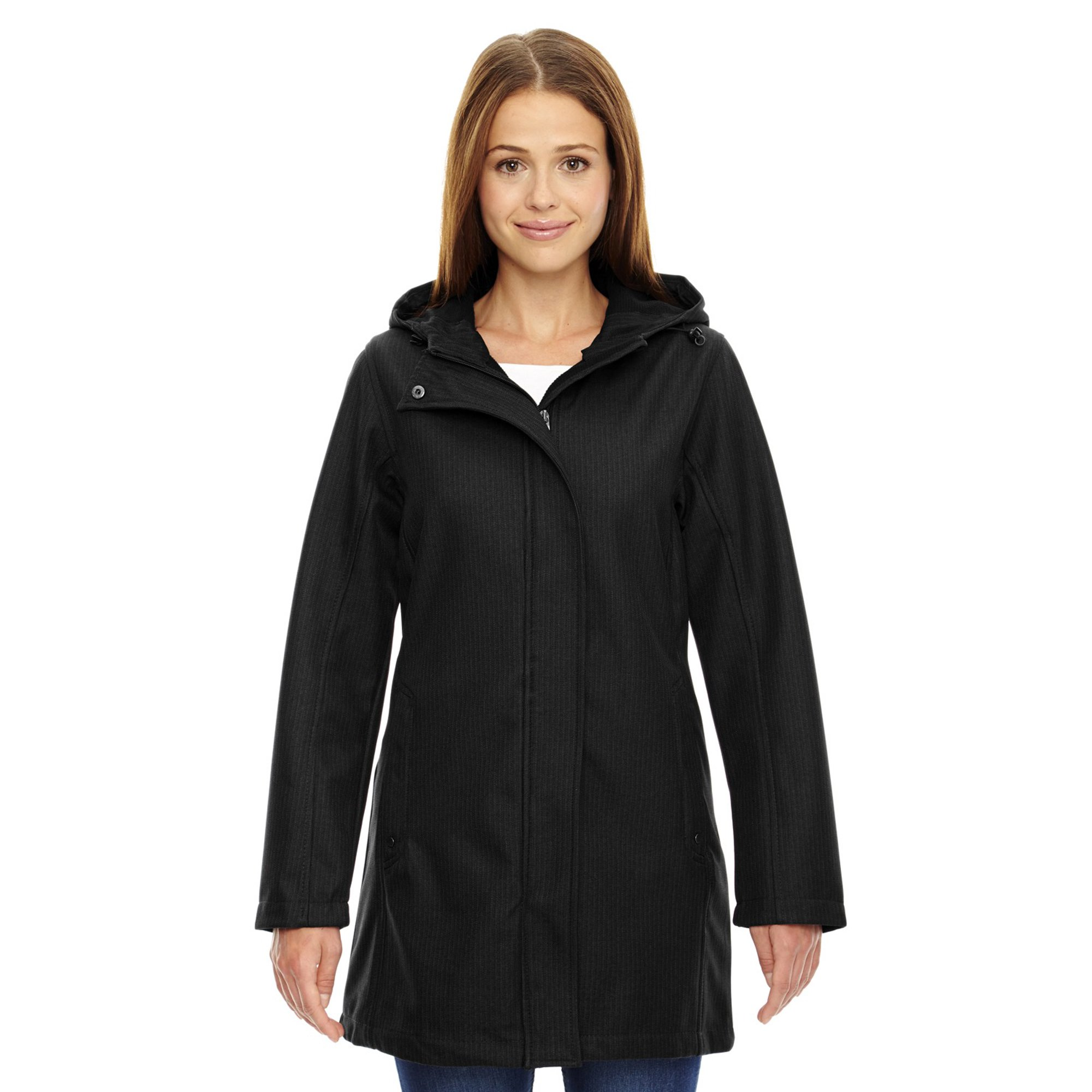 official photos 6e709 04694 Ash City - North End Ladies  City Textured Three-Layer Fleece Bonded Soft  Shell Jacket   Walmart Canada