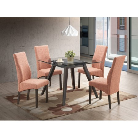 Pyke 5 Piece Kitchen Dining Set (40