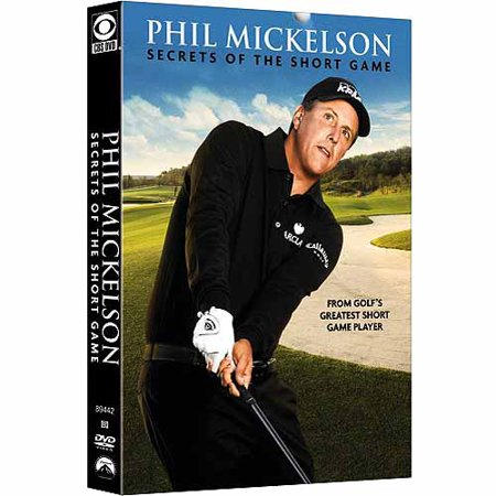 Phil Mickelson: Secrets of the Short Game [2 Discs] (WSE)