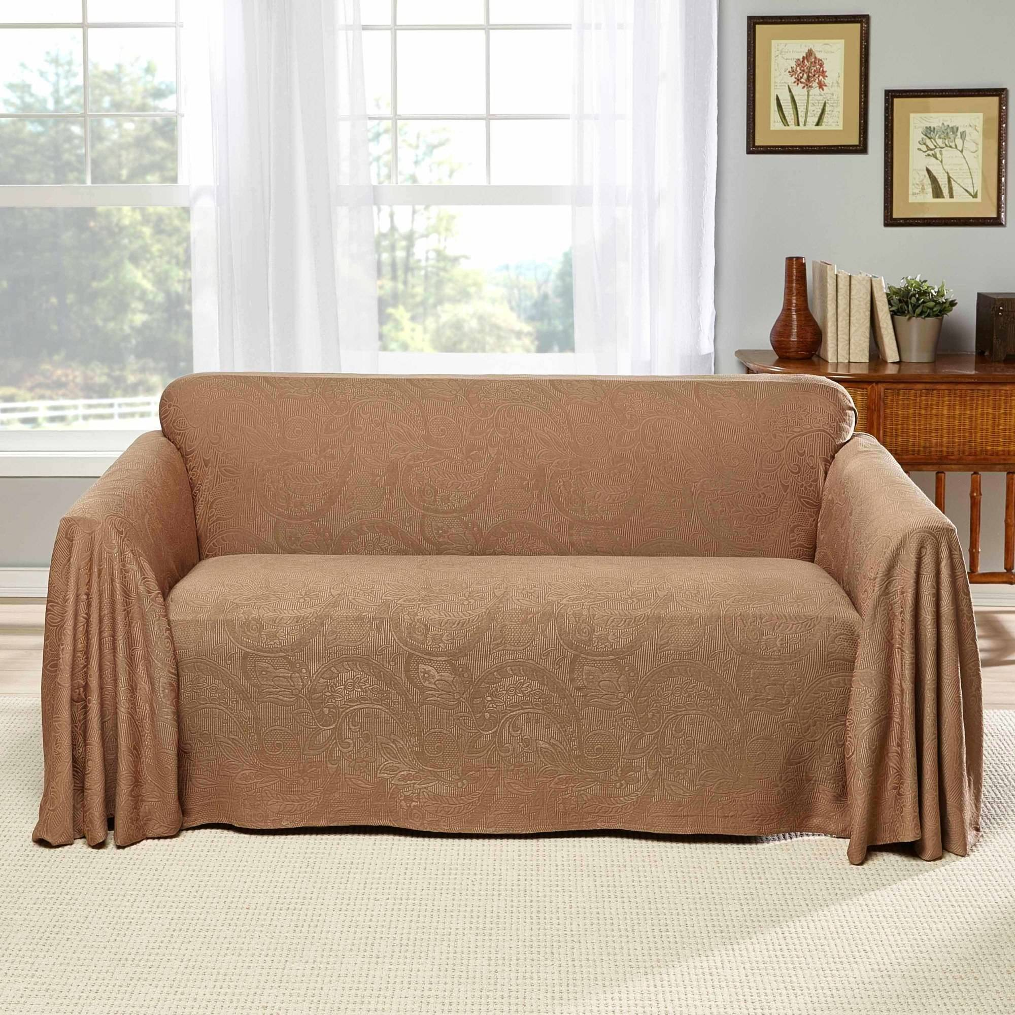 Belle Maison Alexandria Furniture Throw Walmart