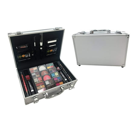 Br Makeup Kit - BR All In One Makeup Kit (Eyeshadow, Blushes, Powder, Lipstick & More) Holiday Gift Set