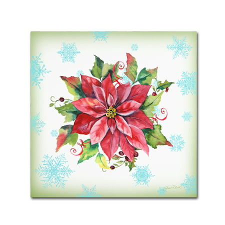Trademark Fine Art 'Holiday Celebration 5' Canvas Art by Jean Plout