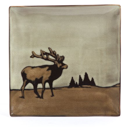 Better Homes And Gardens Roaming Elk 16 Piece Square