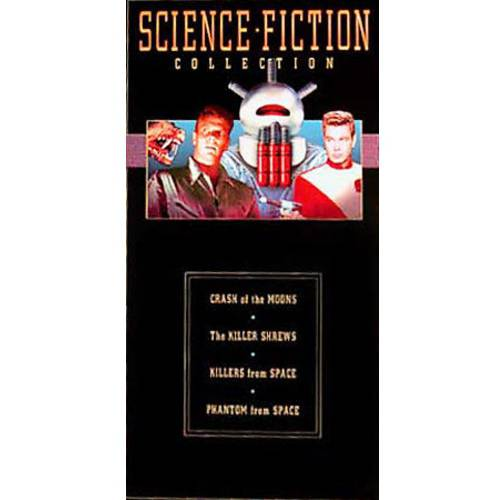 Science Fiction Collection: Crash Of The Moons   The Killer Shrews   Killers From Space   Phantom From Space by