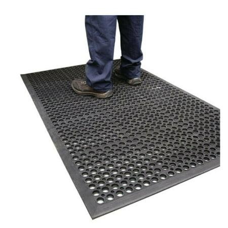 Rubber Floor Mat >> 35 X 60 Anti Fatigue Rubber Floor Mats For Kitchen Bar Rubber