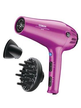 Conair Ionic Ceramic Cord-Keeper Hair Dryer