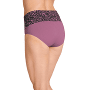 Jockey Life 2pk Women's Slimming Seam Free Brief