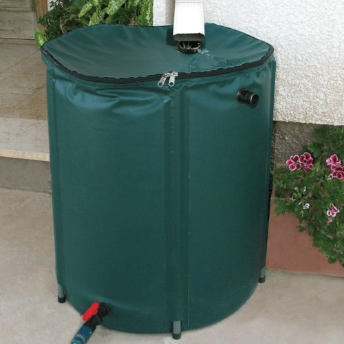 Imperial Home 50 Gallon Collapsible Rain Barrel